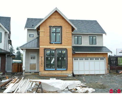 Main Photo: 2520 162 Street in Morgan Heights: Grandview Surrey Home for sale ()  : MLS®# F2811886