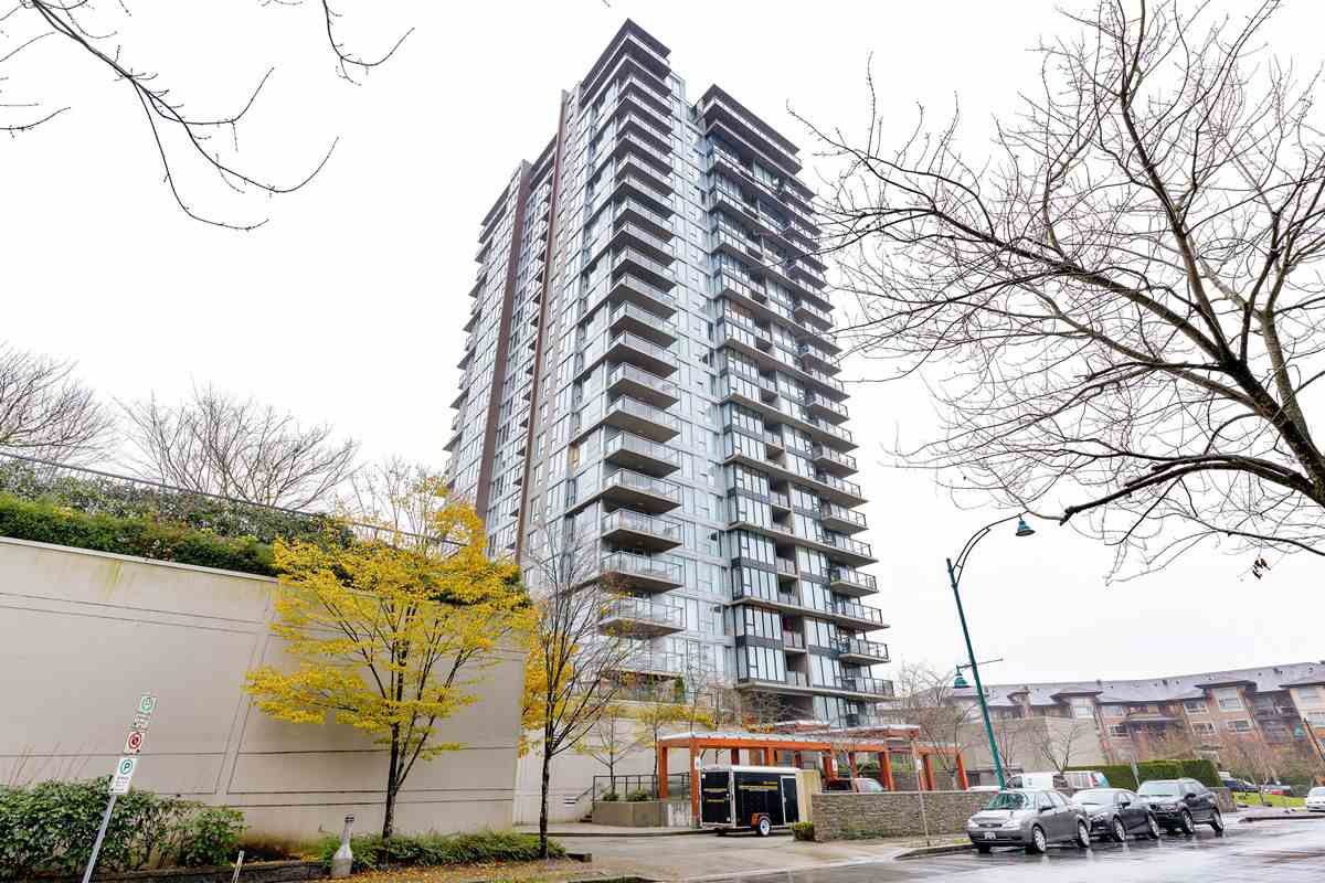 """Main Photo: 1602 651 NOOTKA Way in Port Moody: Port Moody Centre Condo for sale in """"SAHALEE"""" : MLS®# R2520318"""