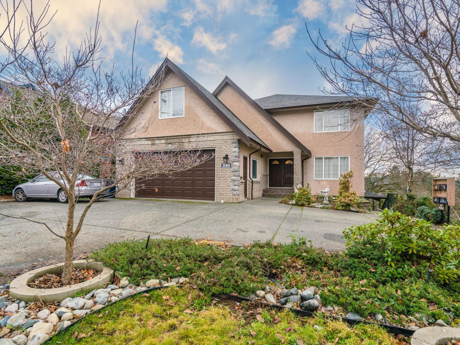 Main Photo: 240 Caledonia Ave in : Na Central Nanaimo Quadruplex for sale (Nanaimo)  : MLS®# 862419