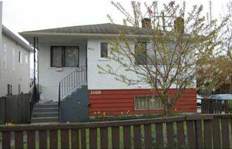 Main Photo: 1106 E 59th in Vancouver: House