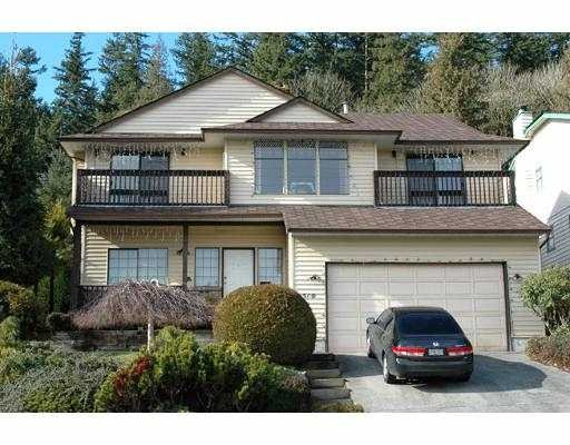 Main Photo: 510 RIVERVIEW CR in Coquitlam: Coquitlam East House for sale : MLS®# V577265