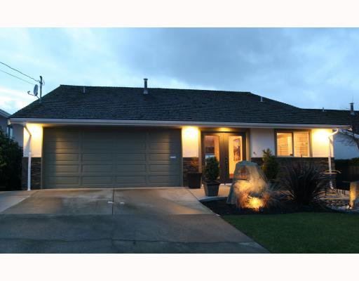 """Main Photo: 1645 53A Street in Tsawwassen: Cliff Drive House for sale in """"CLIFF DRIVE"""" : MLS®# V682446"""