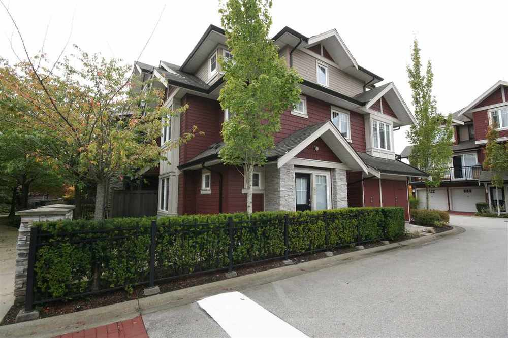 Main Photo: 19 6188 BIRCH STREET in Richmond: Home for sale : MLS®# R2111731