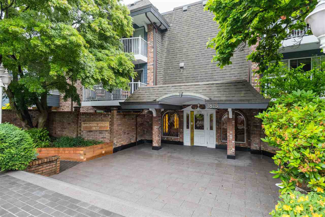 """Main Photo: 313 3875 W 4TH Avenue in Vancouver: Point Grey Condo for sale in """"LANDMARK JERICHO"""" (Vancouver West)  : MLS®# R2468177"""