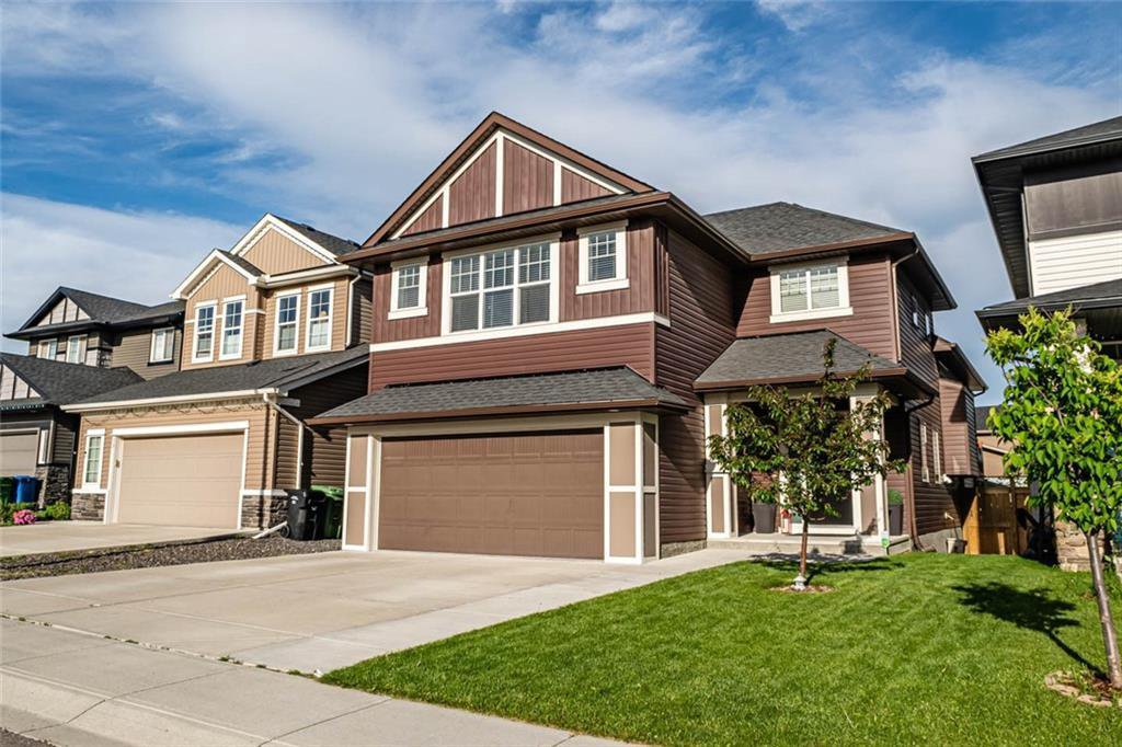 Main Photo: 56 EVANSFIELD Place NW in Calgary: Evanston Detached for sale : MLS®# C4303315
