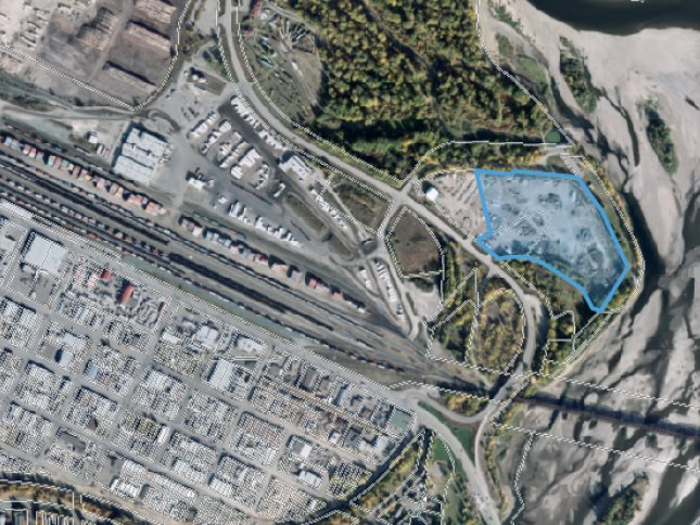 Main Photo: 180 RIVER Road in Prince George: East End Industrial for sale (PG City Central (Zone 72))  : MLS®# C8034739