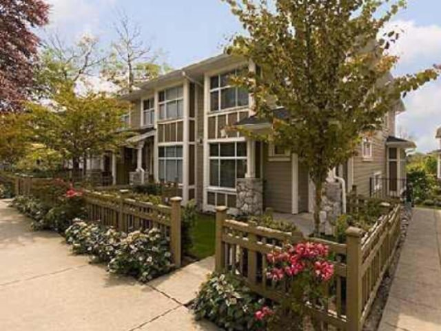 Main Photo: 938 WESTBURY Walk in Vancouver: South Cambie Townhouse for sale (Vancouver West)  : MLS®# R2520093