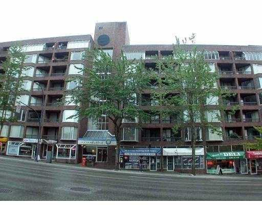 "Main Photo: 1330 BURRARD Street in Vancouver: Downtown VW Condo for sale in ""ANCHOR POINT"" (Vancouver West)  : MLS®# V636615"