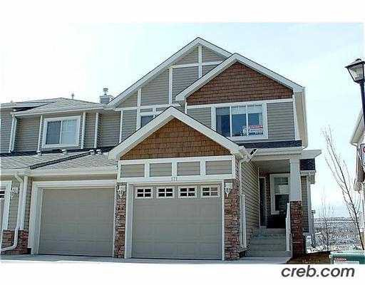 Main Photo:  in CALGARY: Hanson Ranch Townhouse for sale (Calgary)  : MLS®# C2364038