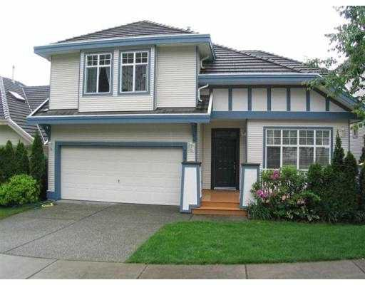 Main Photo: 3086 MULBERRY PL in Coquitlam: Westwood Plateau House for sale : MLS®# V540854