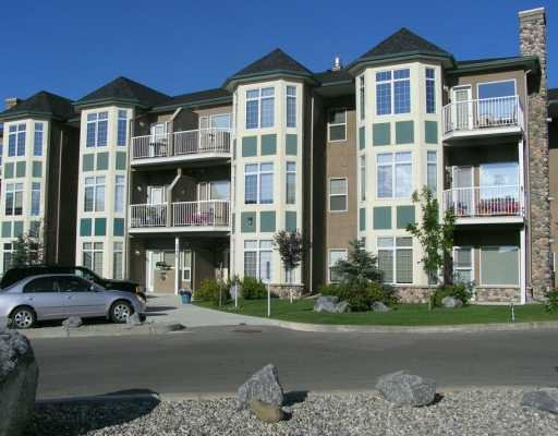 Main Photo: 103 248 SUNTERRA RIDGE Place: Cochrane Condo for sale : MLS®# C3295080