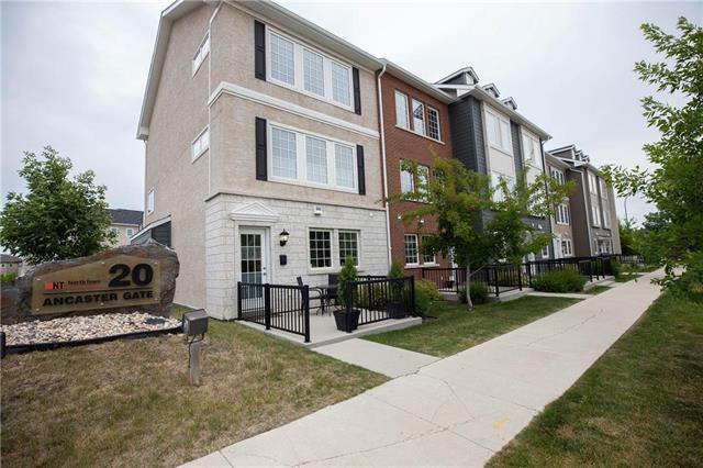 Main Photo: 101 20 Ancaster Gate in Winnipeg: Bridgwater Forest Condominium for sale (1R)  : MLS®# 1926181