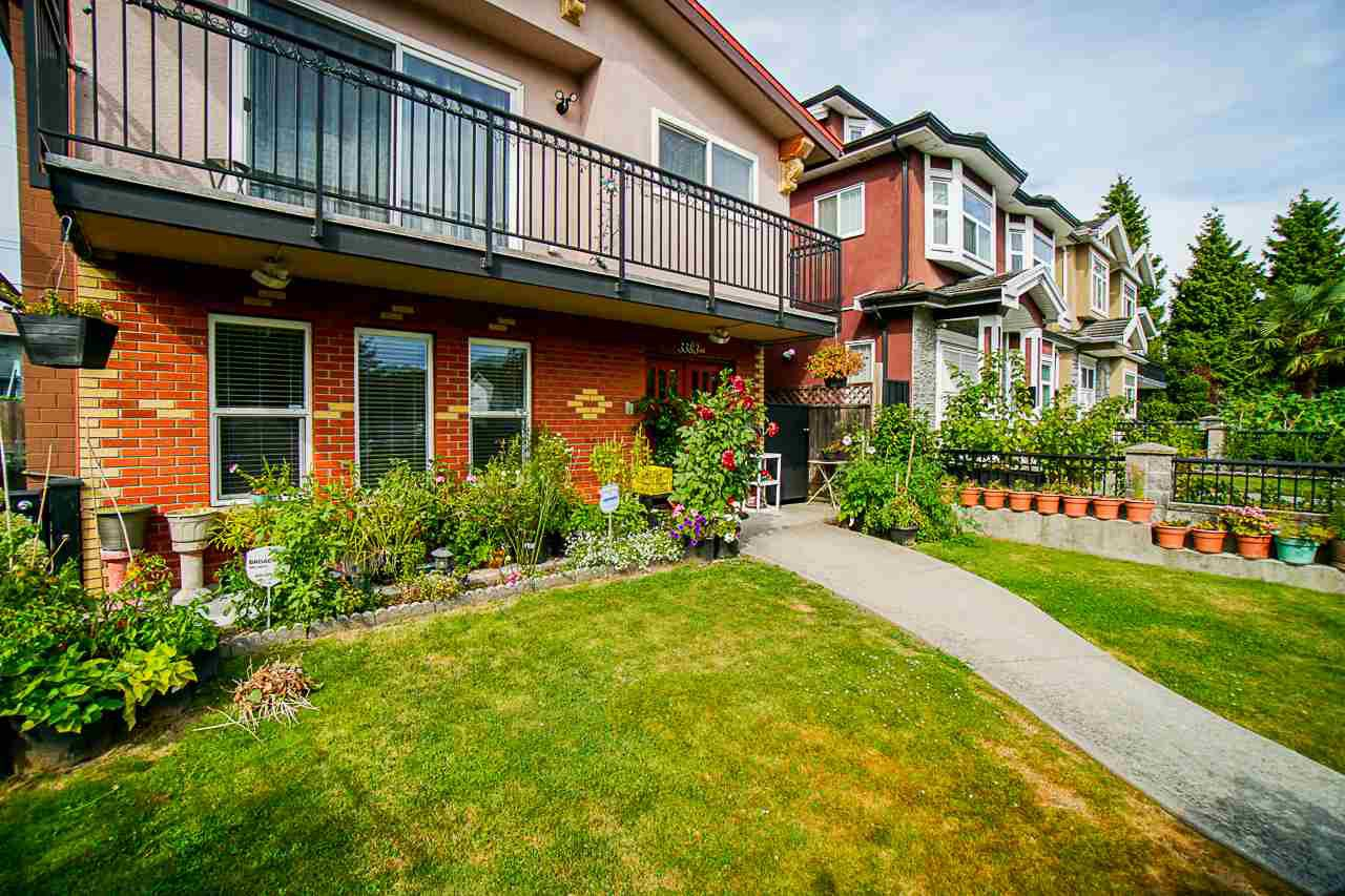 Main Photo: 3383 WILLIAM ST Street in Vancouver: Renfrew VE House for sale (Vancouver East)  : MLS®# R2513965
