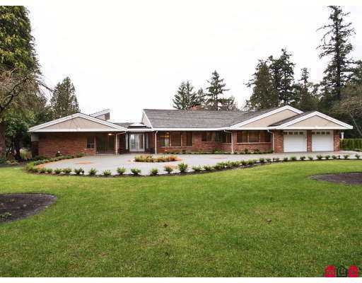 """Main Photo: 12861: House for sale in """"Elgin Chantrell"""" : MLS®# F2927315"""