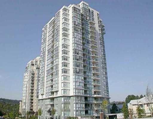 """Main Photo: 1705 235 GUILDFORD Way in Port_Moody: North Shore Pt Moody Condo for sale in """"SINCLAIR"""" (Port Moody)  : MLS®# V653833"""