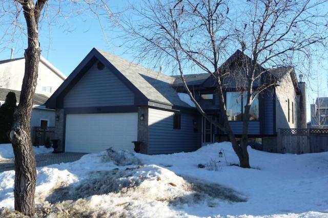 Main Photo: 14 Eglinton CR in Winnipeg: Fort Garry / Whyte Ridge / St Norbert Residential for sale (South Winnipeg)  : MLS®# 1104930