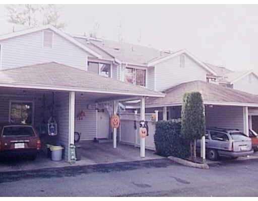 Main Photo: 25 22411 124TH AV in Maple Ridge: East Central Townhouse for sale : MLS®# V587147
