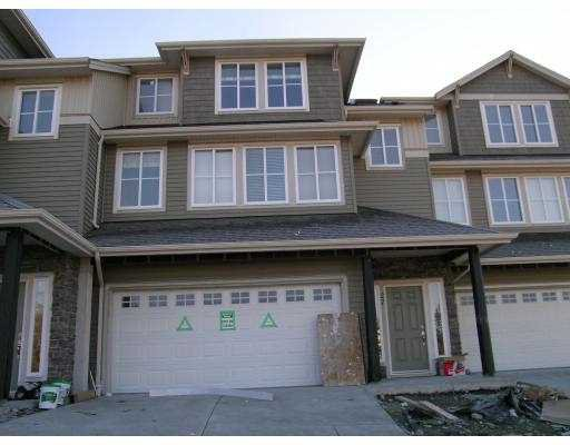 "Main Photo: 27 11160 234A Street in Maple_Ridge: Cottonwood MR Townhouse for sale in ""APEX LIVING"" (Maple Ridge)  : MLS®# V689990"