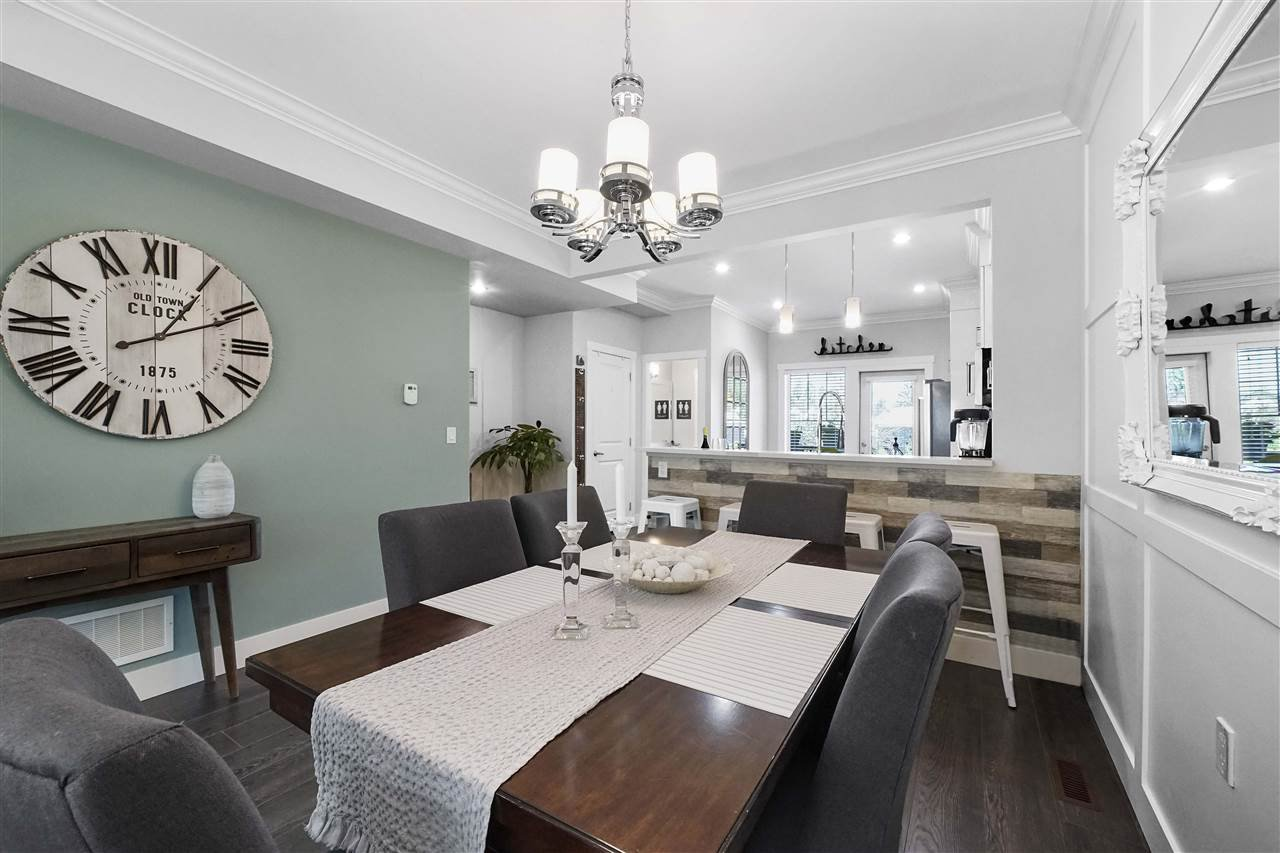 """Photo 9: Photos: 43 19097 64 Avenue in Surrey: Cloverdale BC Townhouse for sale in """"THE HEIGHTS"""" (Cloverdale)  : MLS®# R2391811"""