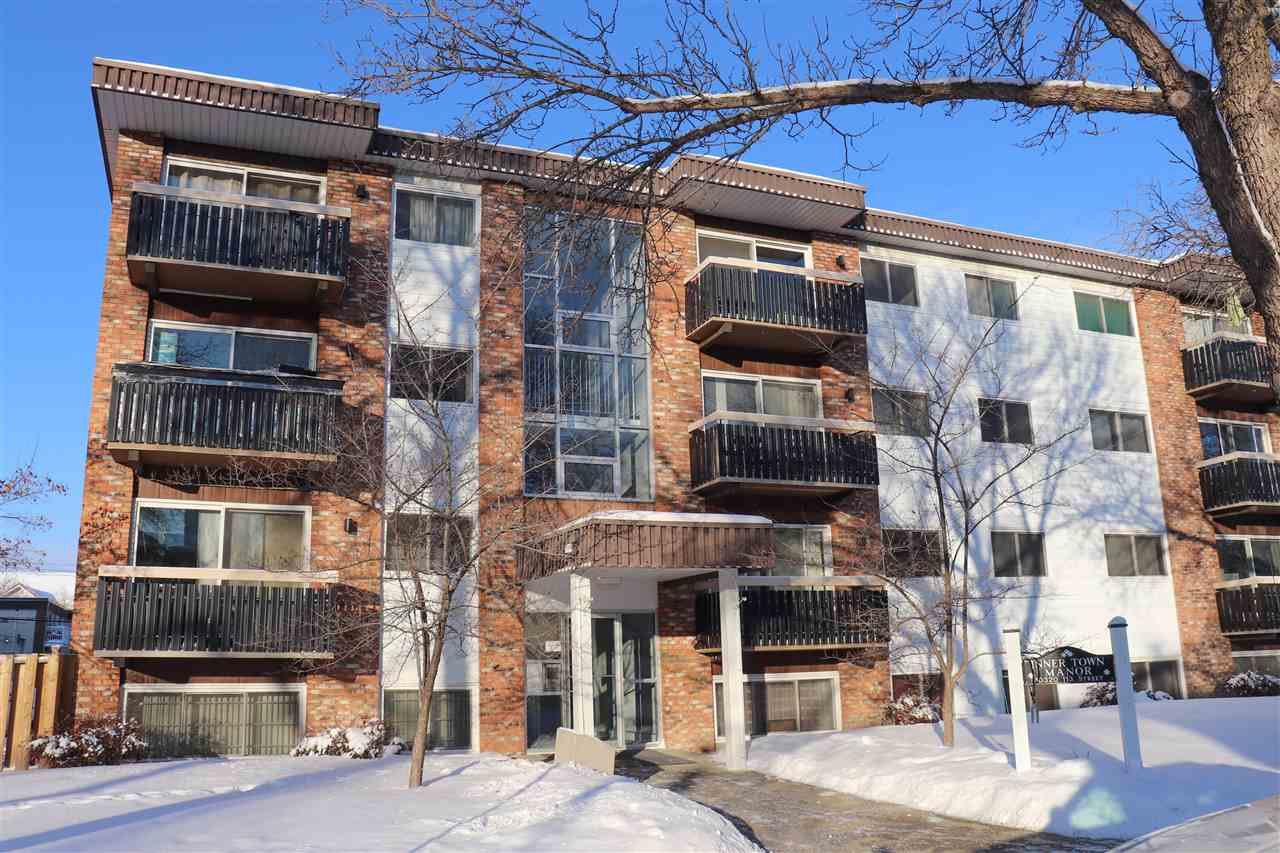 Main Photo: 104 10320 113 Street in Edmonton: Zone 12 Condo for sale : MLS®# E4188107