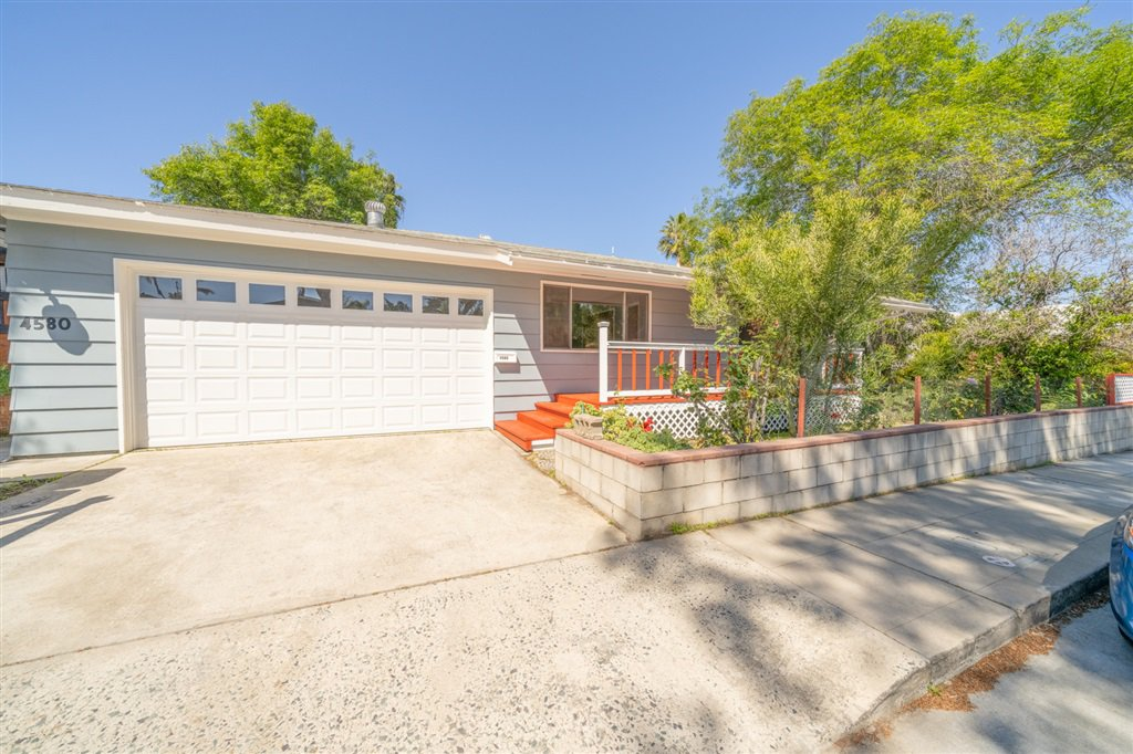 Main Photo: SAN DIEGO House for sale : 6 bedrooms : 4580 55th
