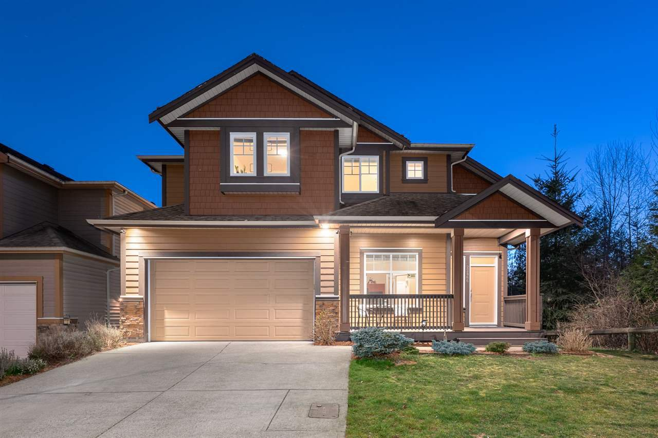 """Main Photo: 22866 TELOSKY Avenue in Maple Ridge: East Central House for sale in """"WINDSONG"""" : MLS®# R2460960"""