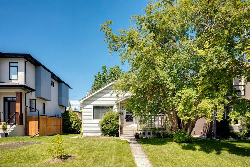Main Photo: 824 19 Avenue NW in Calgary: Mount Pleasant Detached for sale : MLS®# A1009057