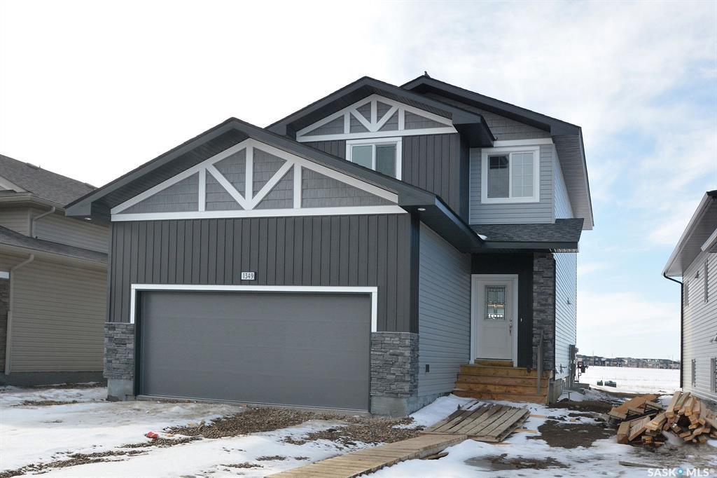 Main Photo: 1349 Hughes Drive in Saskatoon: Dundonald Residential for sale : MLS®# SK825914