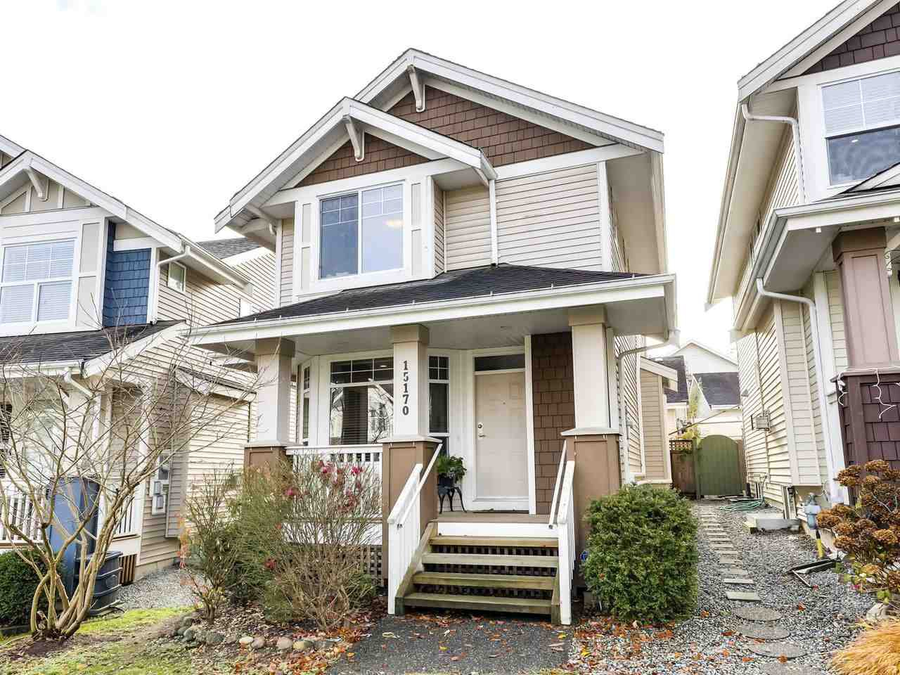 """Main Photo: 15170 61A Avenue in Surrey: Sullivan Station House for sale in """"OLIVER'S LANE"""" : MLS®# R2519450"""