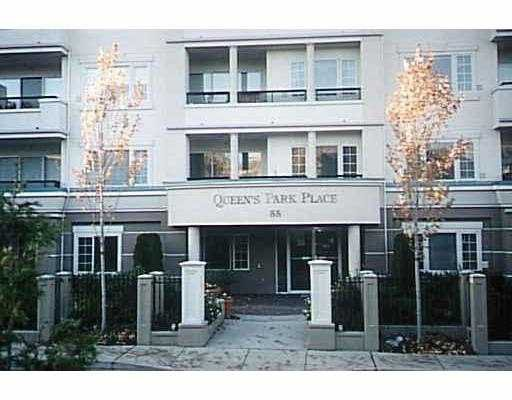 """Main Photo: 305 55 BLACKBERRY DR in New Westminster: Fraserview NW Condo for sale in """"QUEENS PARK PLACE"""" : MLS®# V567118"""