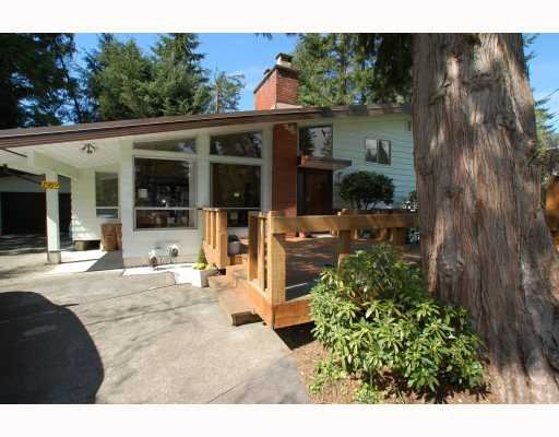 Main Photo: 1989 Arroyo Court, North Vancouver in North Vancouver: Blueridge NV House for sale : MLS®# V761455