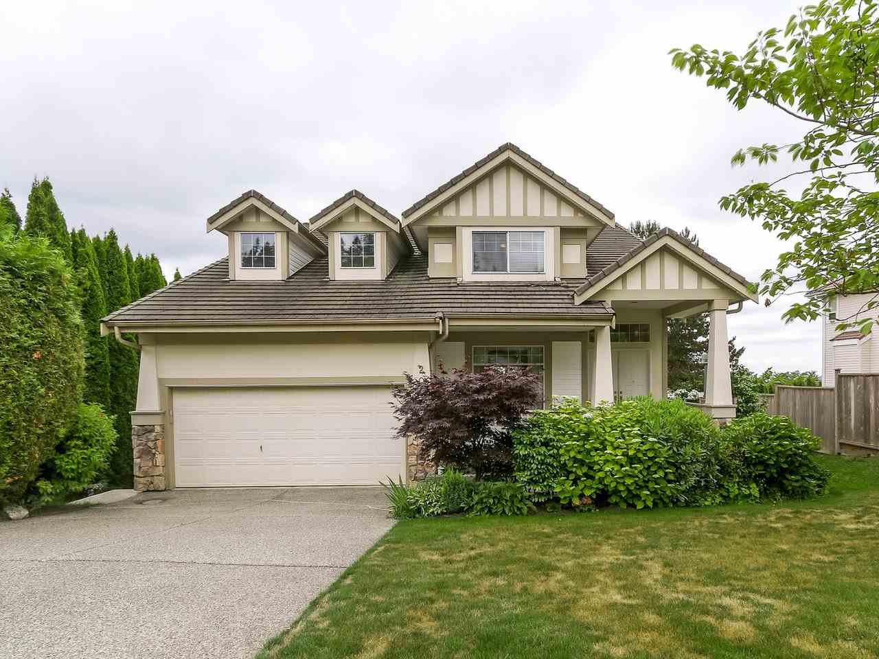 """Main Photo: 208 ASPENWOOD Drive in Port Moody: Heritage Woods PM House for sale in """"Heritage Woods"""" : MLS®# R2396270"""