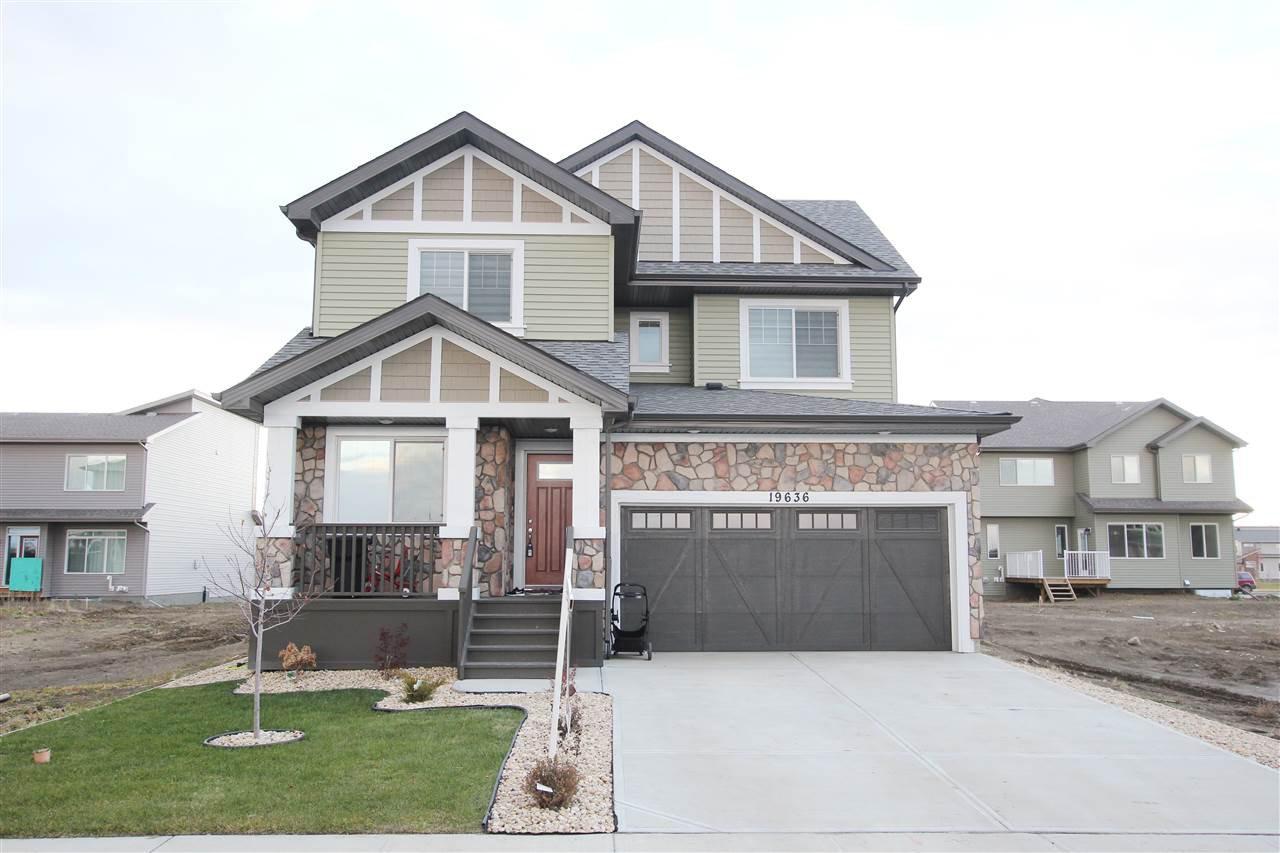Main Photo: 19636 26 Avenue in Edmonton: Zone 57 House for sale : MLS®# E4177904