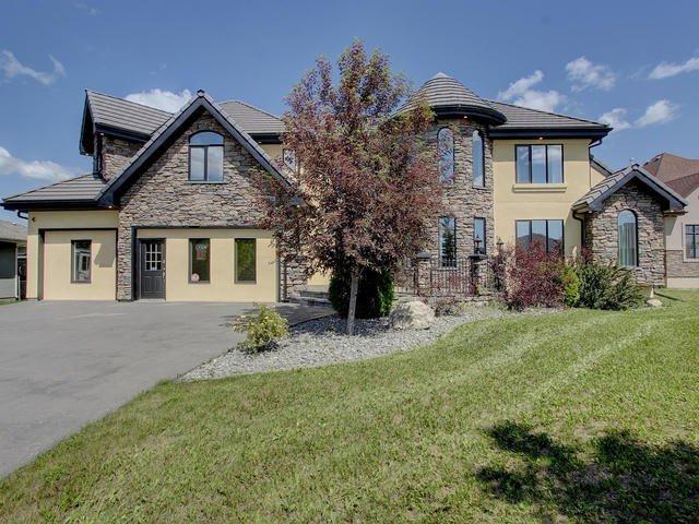 Main Photo: 115 Via Tuscano Tuscany Hills: Rural Sturgeon County House for sale : MLS®# E4193962