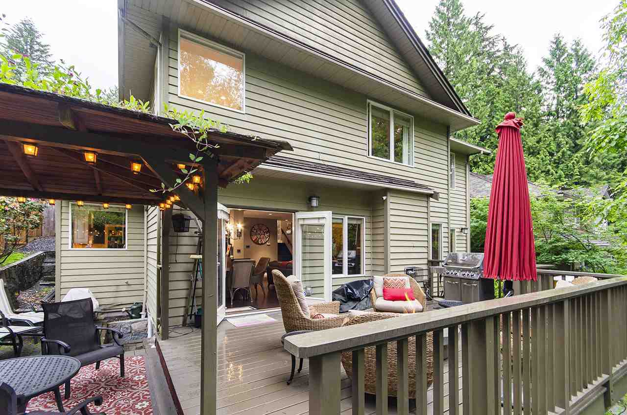 Main Photo: 1075 WELLINGTON Drive in North Vancouver: Lynn Valley House for sale : MLS®# R2465109