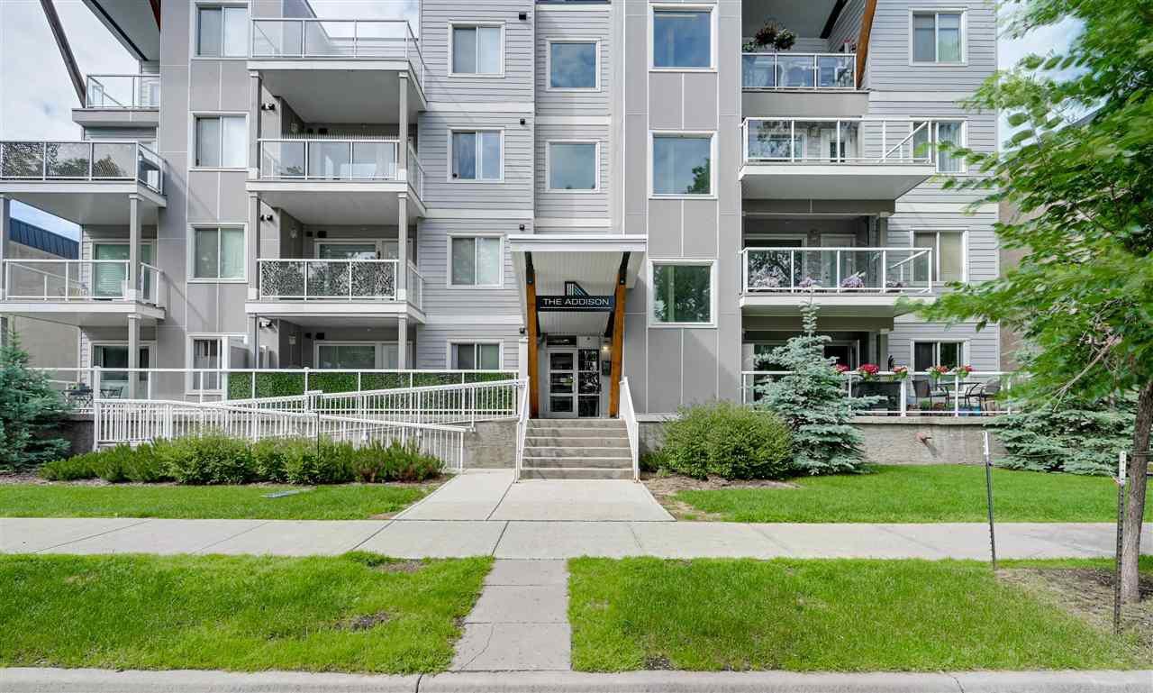 Main Photo: 405 10030 83 Avenue in Edmonton: Zone 15 Condo for sale : MLS®# E4205494