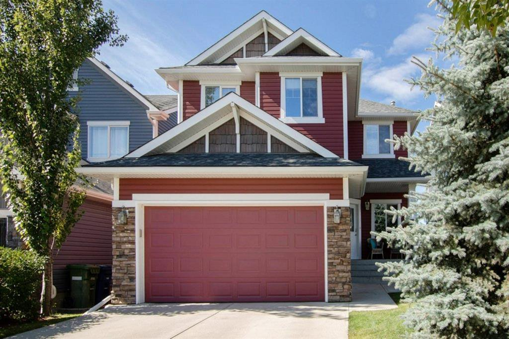 Main Photo: 947 BAYSIDE Drive SW: Airdrie Detached for sale : MLS®# A1030413