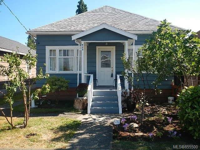Main Photo: 429 Buller St in : Du Ladysmith Single Family Detached for sale (Duncan)  : MLS®# 855500