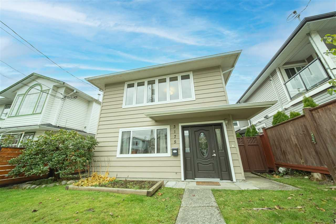 Main Photo: 3175 JERVIS Street in Port Coquitlam: Central Pt Coquitlam House for sale : MLS®# R2516914