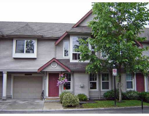 """Main Photo: 34 23085 118TH Avenue in Maple_Ridge: East Central Townhouse for sale in """"SOMMERVILLE GARDENS"""" (Maple Ridge)  : MLS®# V653169"""