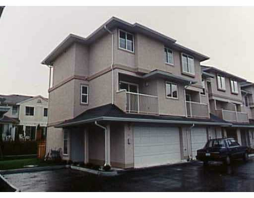 Main Photo: 19 2458 PITT RIVER RD in Port_Coquitlam: Mary Hill Townhouse for sale (Port Coquitlam)  : MLS®# V355994