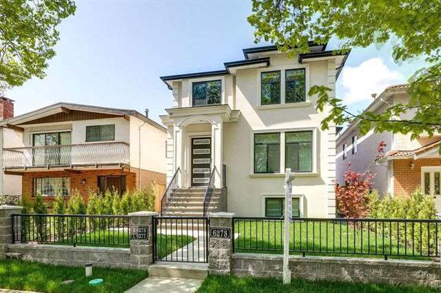 Main Photo: 6273 St Catherines Street in Vancouver: Fraser VE House for sale (Vancouver East)  : MLS®# R2399192