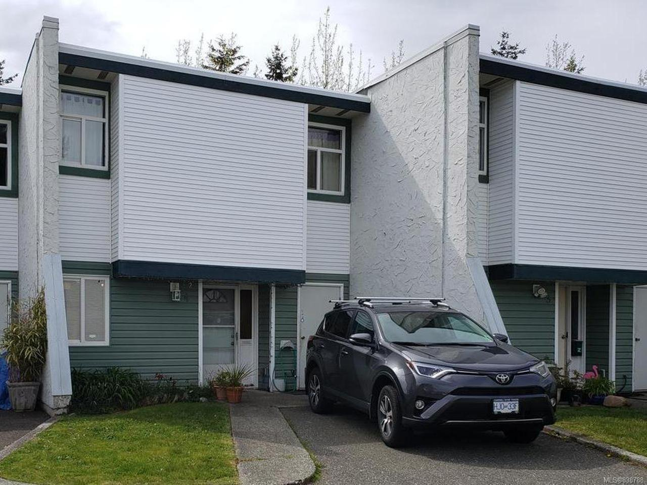 Main Photo: 4 1957 Guthrie Rd in COMOX: CV Comox (Town of) Row/Townhouse for sale (Comox Valley)  : MLS®# 838788
