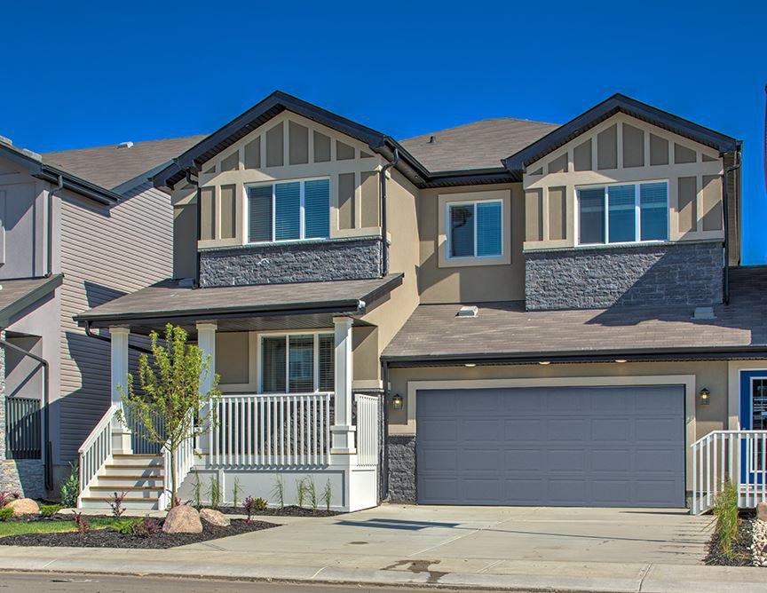 Main Photo: 17816 9 Avenue in Edmonton: Zone 56 House for sale : MLS®# E4215057