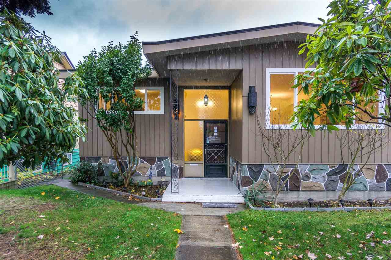 Main Photo: 1376 E 60TH Avenue in Vancouver: South Vancouver House for sale (Vancouver East)  : MLS®# R2521101