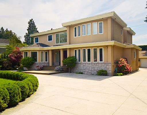 Main Photo: 2318 SW MARINE Drive in Vancouver: Southlands House for sale (Vancouver West)  : MLS®# V651470