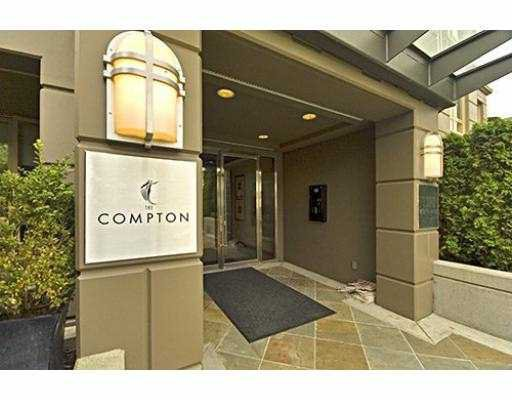 """Main Photo: 903 1316 W 11TH Avenue in Vancouver: Fairview VW Condo for sale in """"COMPTON"""" (Vancouver West)  : MLS®# V674376"""