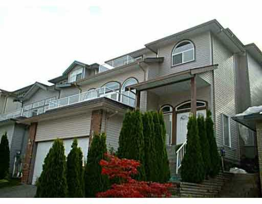 Main Photo: 25 1615 SHAUGHNESSY ST in Port_Coquitlam: Citadel PQ House for sale (Port Coquitlam)  : MLS®# V374910