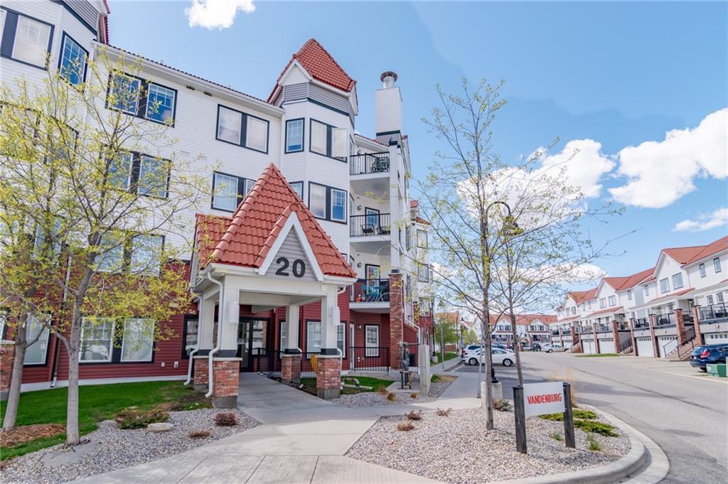 Main Photo: 142 20 ROYAL OAK Plaza NW in Calgary: Royal Oak Apartment for sale : MLS®# C4297596