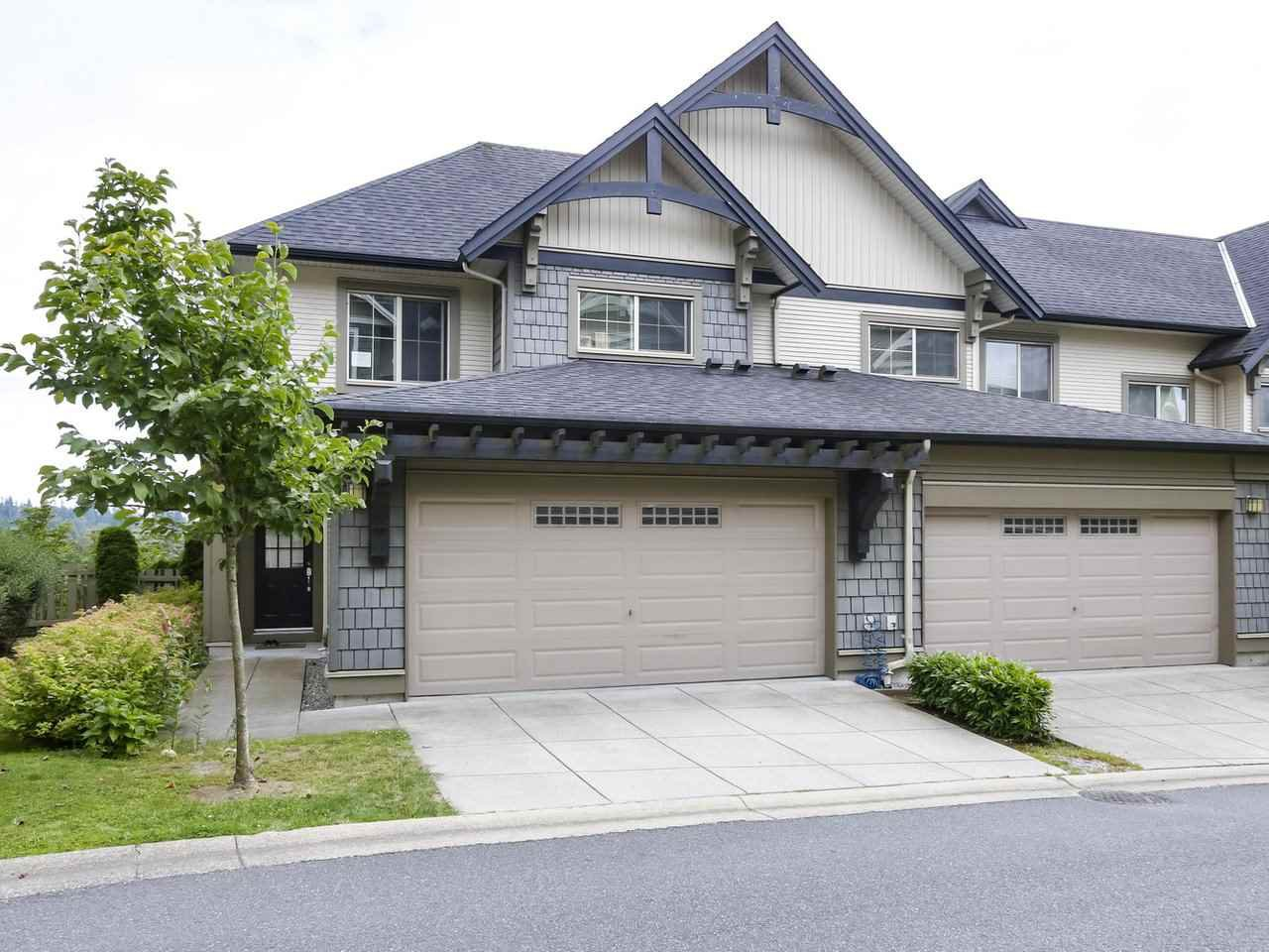 """Main Photo: 193 3105 DAYANEE SPRINGS Boulevard in Coquitlam: Westwood Plateau Townhouse for sale in """"WhiteTail Lane at Dayanee Springs"""" : MLS®# R2496991"""